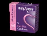 Combideal 4x3-pack condooms en 1x glijmiddel_