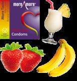 Tasty Skin 12 condooms - More Taste_